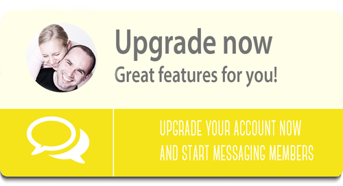 Upgrade your account now and start messaging members.